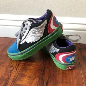 Vans kids shoes
